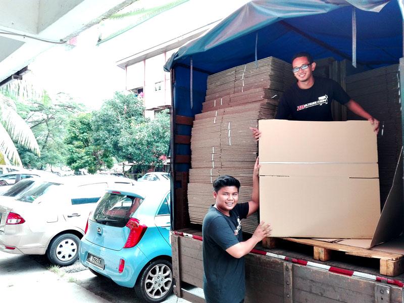 kotak murah pindah