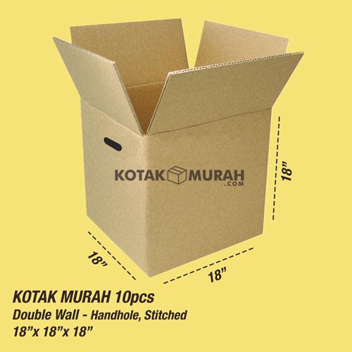 kotak murah carton box